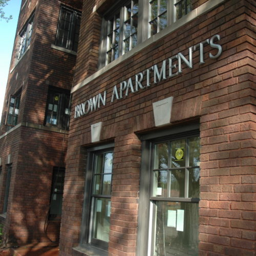 Brown Apartments 1